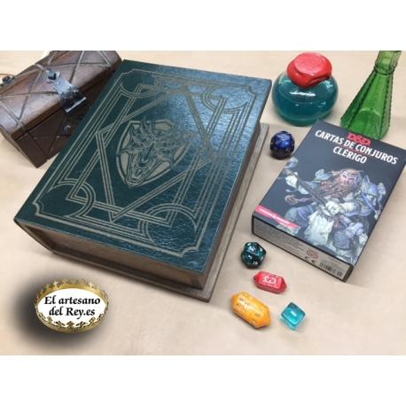 Caja Dragón D&D Verde.