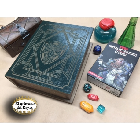 D&D Dragon Box Green.