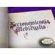 Necronomiconis Medievalis Bolsillo