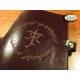 Libro en blanco Tolkien