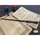 Papiro magico Alohomora de Harry Potter