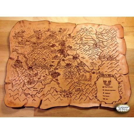 Map Ablaneda