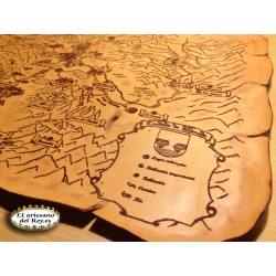 Mapa Ablaneda