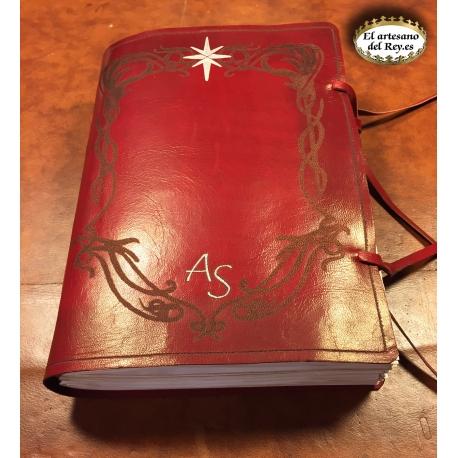 Libro Rojo. Libro de boda