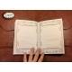 Libro Rojo de la Frontera del Oeste. Libro de boda