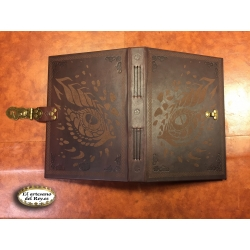 Cuaderno en blanco de Dragon