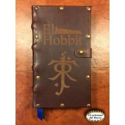 El Hobbit de JRR Tolkien edición Artesano del Rey