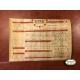 Ficha de Kyrie en papiro original