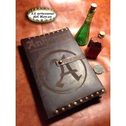 Fundas del libro Anheron
