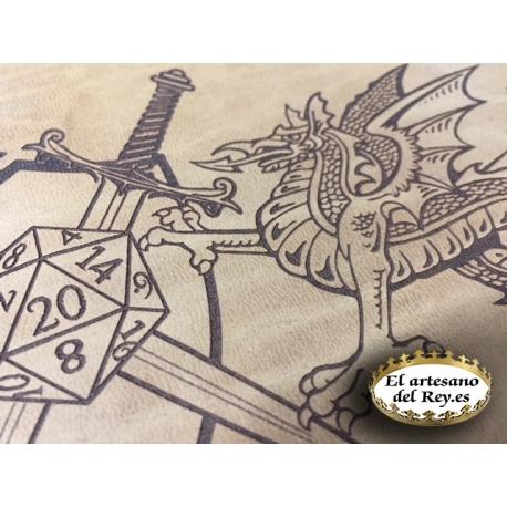 Pantalla de Rol Dungeons -PROXIMAMENTE-