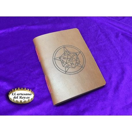 D20 Notebook