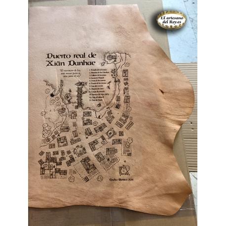 Mapa encargado por Eneko Menica