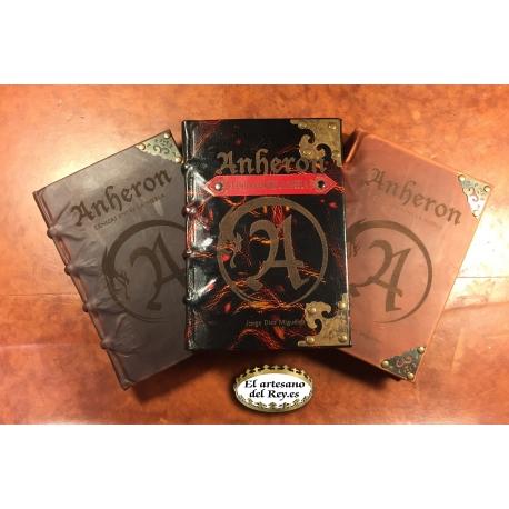Saga ANHERON edición de lujo